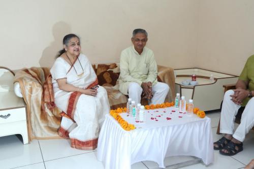 Teacher's Day 2019 Celebration in pious presence of Jayshree Didi